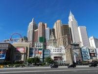 NY-NY Hotel en Casino in Las Vegas